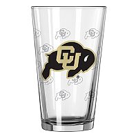 Boelter Colorado Buffaloes Embossed Pint