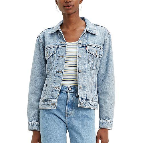 Women's Levi's® Ex-Boyfriend Denim Jacket