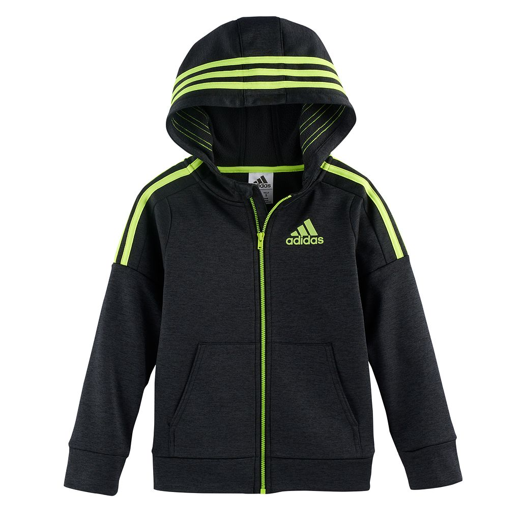 Boys 4-7x adidas Hooded Jacket