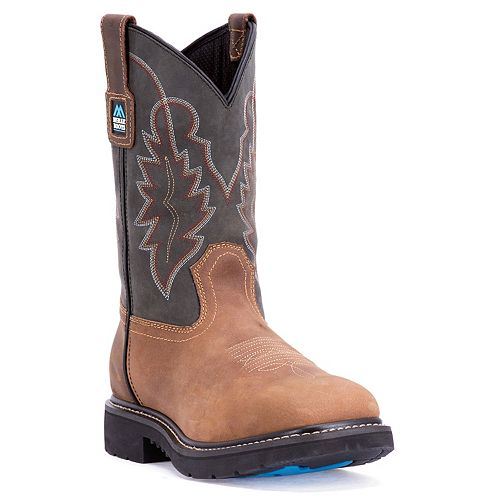 McRae Men's Composite Toe Work Boots - MR85307