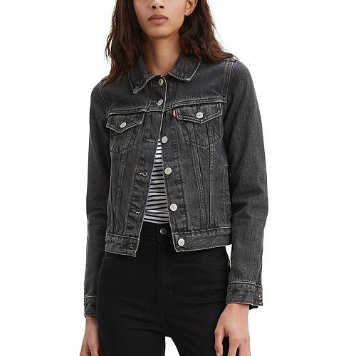 Women's Levi's® Original Trucker Denim Jacket
