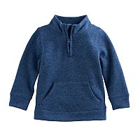 Baby Boy Jumping Beans® 1/4-Zip Fleece Pullover