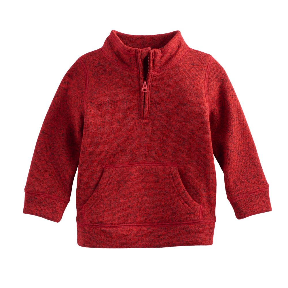Boy Jumping Beans® 1/4-Zip Fleece Pullover