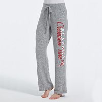 Women's Concepts Sport Alabama Crimson Tide Reprise Lounge Pants