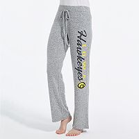 Women's Concepts Sport Iowa Hawkeyes Reprise Lounge Pants