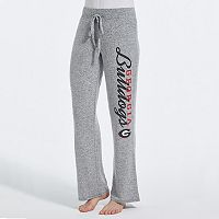Women's Concepts Sport Georgia Bulldogs Reprise Lounge Pants