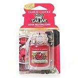 Yankee Candle Car Jar Red Raspberry Air Freshener