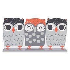 Trend Lab Olive Owl Wall Shelf