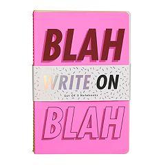 'Blah Blah' Notebook Set