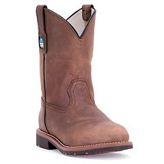 McRae Men's Western Work Boots - MR85184