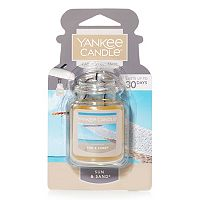 Yankee Candle Car Jar Sun & Sand Air Freshener