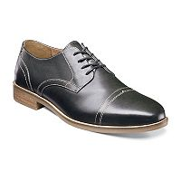 Nunn Bush Chester Men's Cap Toe Dress Shoes