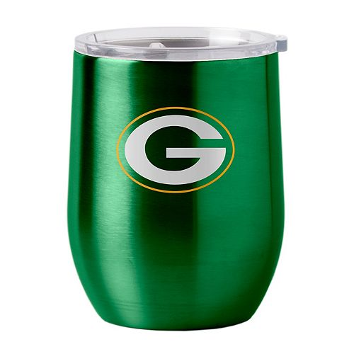 Boelter Green Bay Packers 16-Ounce Ultra Curved Tumbler