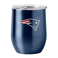 Boelter New England Patriots 16-Ounce Ultra Curved Tumbler