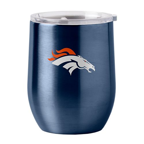 Boelter Denver Broncos 16-Ounce Ultra Curved Tumbler