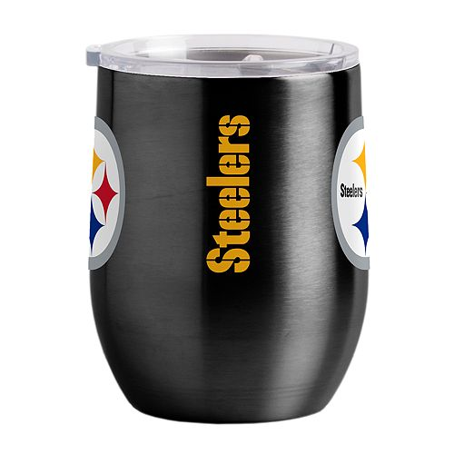 Boelter Pittsburgh Steelers 16-Ounce Ultra Curved Tumbler