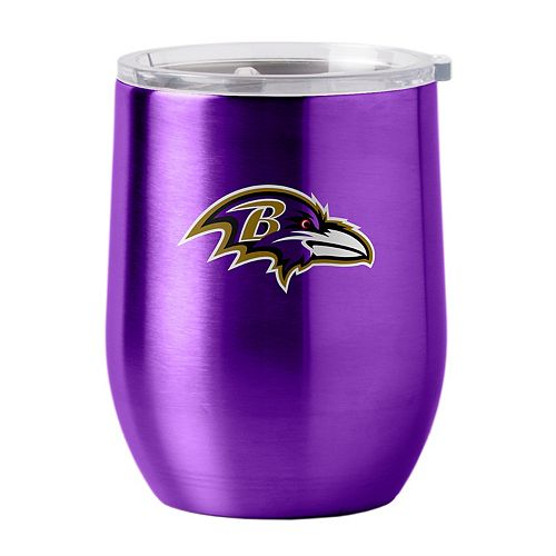 Boelter Baltimore Ravens 16-Ounce Ultra Curved Tumbler