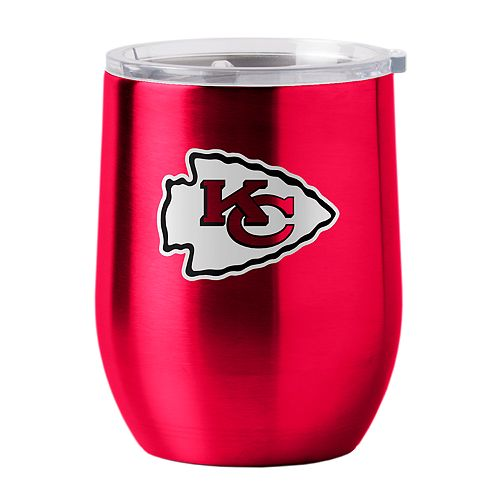 Boelter Kansas City Chiefs 16-Ounce Ultra Curved Tumbler
