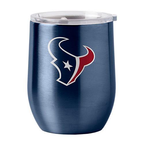 Boelter Houston Texans 16-Ounce Ultra Curved Tumbler