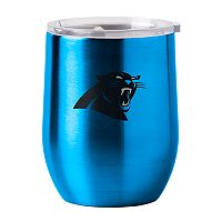 Boelter Carolina Panthers 16-Ounce Ultra Curved Tumbler