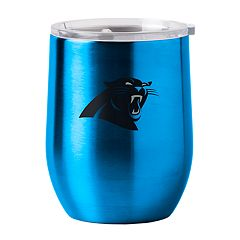 Boelter Carolina Panthers 16-Ounce Ultra Curved Tumbler