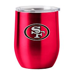 Boelter San Francisco 49ers 16-Ounce Ultra Curved Tumbler