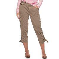 Women's SONOMA Goods for Life™ Drawstring Capris