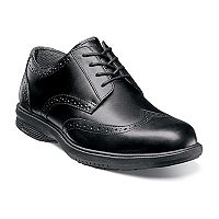 Nunn Bush Maclin Street Men's Wingtip Dress Shoes
