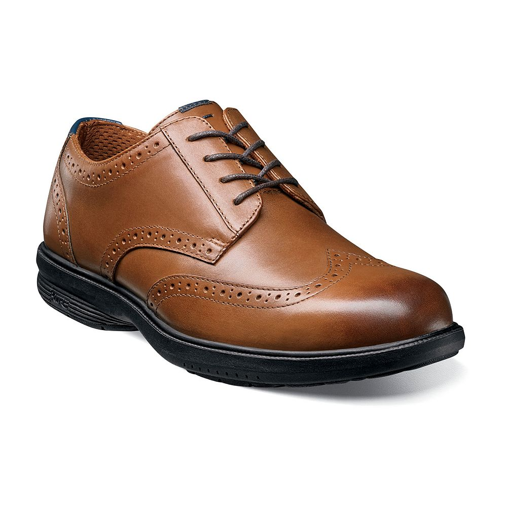 Nunn Bush® Maclin Street Men's Wingtip Oxford Dress Shoes