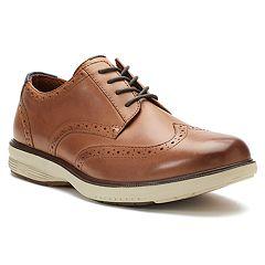 Nunn Bush Maclin Street Men's Wingtip Oxford Dress Shoes