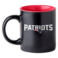 Boelter New England Patriots 14-Ounce Matte Coffee Mug