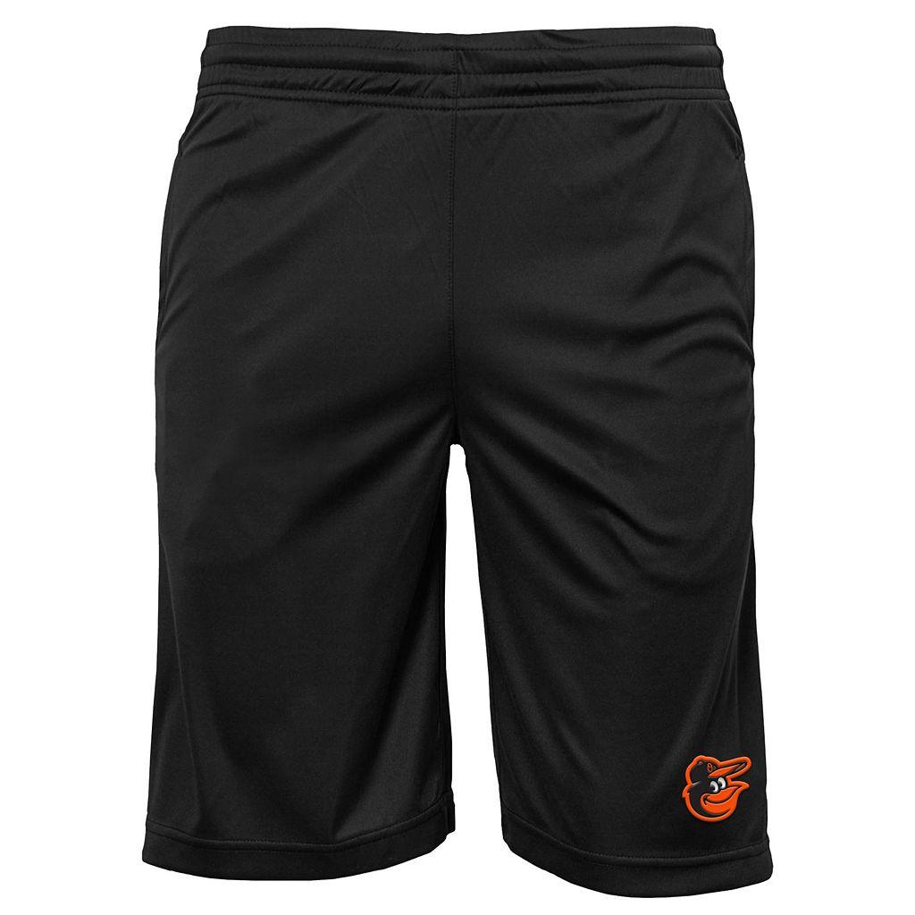 Boys 8-20 Baltimore Orioles Mesh Shorts