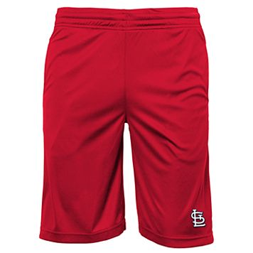 Boys 8-20 St. Louis Cardinals Mesh Shorts