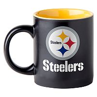Boelter Pittsburgh Steelers 14-Ounce Matte Coffee Mug