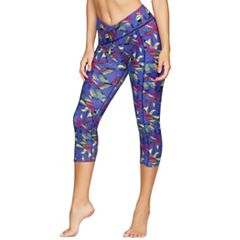 Women's Colosseum Crosstown Capri Leggings