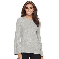 Women's Apt. 9® Knit Bell Sleeve Top
