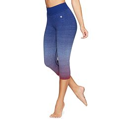 Women's Colosseum Quadrant Capri Leggings