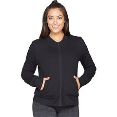 Women's Colosseum Midtown Bomber Jacket