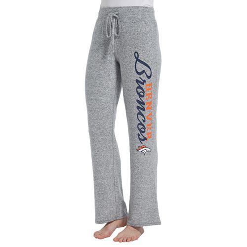 Women's Concepts Sport Denver Broncos Reprise Lounge Pants