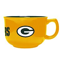 Boelter Green Bay Packers Away 32-Ounce Bowl Mug