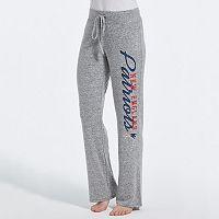 Women's Concepts Sport New EnglandPatriots Reprise Lounge Pants