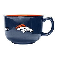 Boelter Denver Broncos Away 32-Ounce Bowl Mug