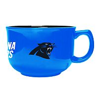 Boelter Carolina Panthers Away 32-Ounce Bowl Mug