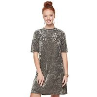 Women's Apt. 9® Velvet Shift Dress