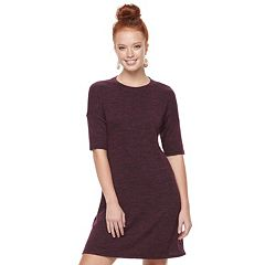 Women's Apt. 9® Knit Shift Dress