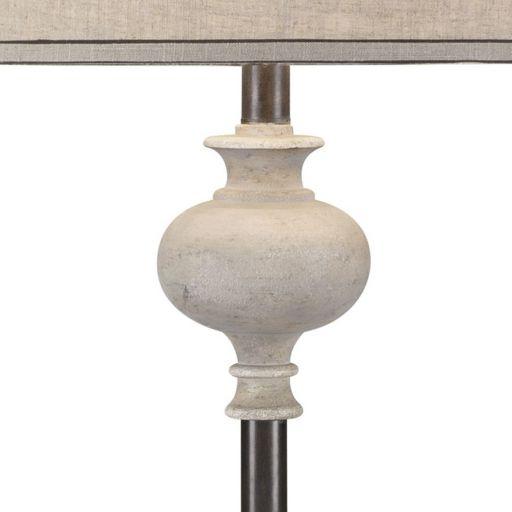 Catalina Lighting Contemporary Floor Lamp
