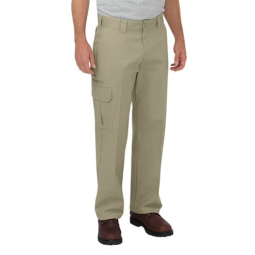 Men's Dickies Flex Relaxed-Fit Straight-Leg Cargo Pants
