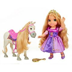 Disney Princess Rapunzel & Maximus Figure Set