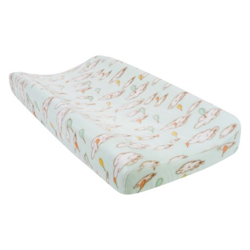"""Trend Lab Dr. Seuss """"Oh, The Places You'll Go"""" Plush Pad Cover"""