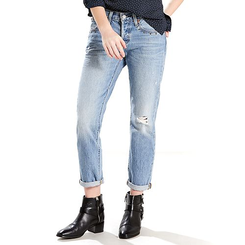 dd7210d486fd Women s Levi s® 501 Tapered Jeans